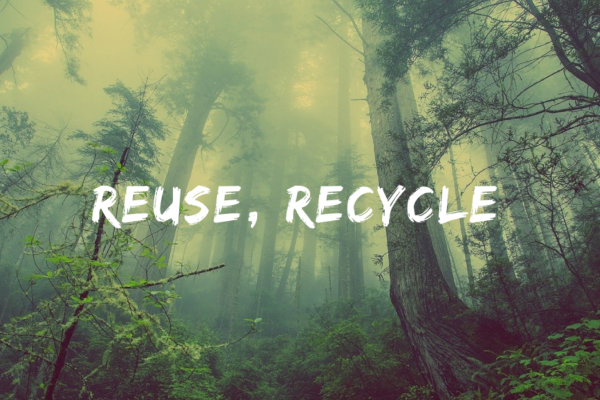 Reuse, Recycle